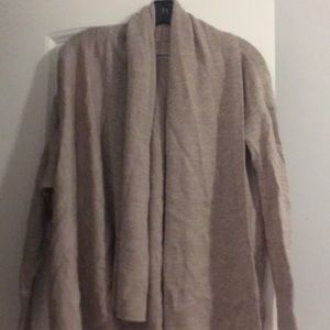 All Saints Asymmetrical Cardigan XS